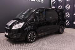 Ford Transit Custom 290 2,0TDCi 170 hv A6 Etuveto Sport Van L1H1