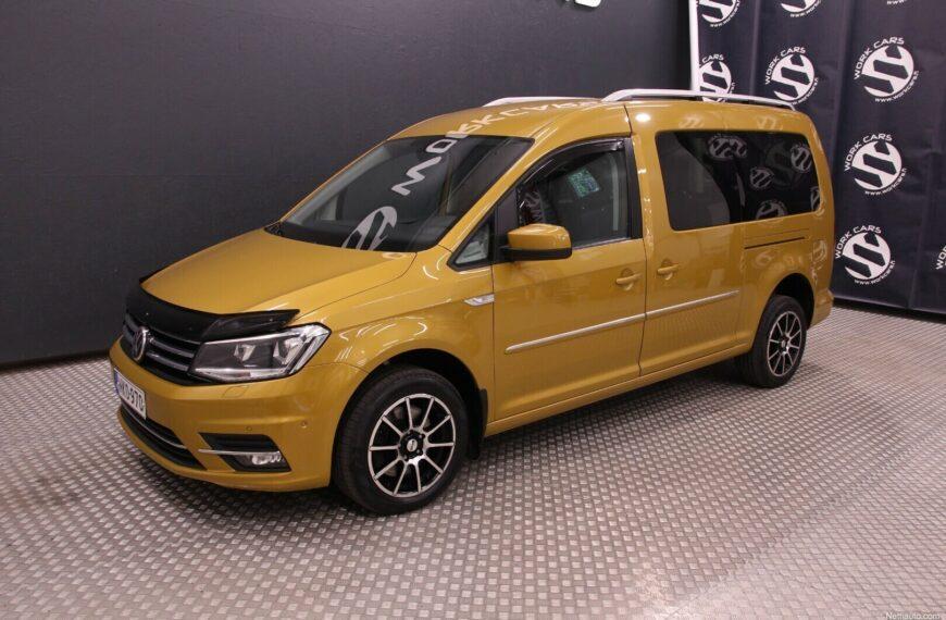 Volkswagen Caddy Maxi  vm. 2017