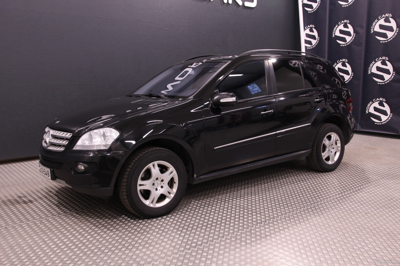 Mercedes-Benz ML 320 CDI 4matic 5d A vm. 2007