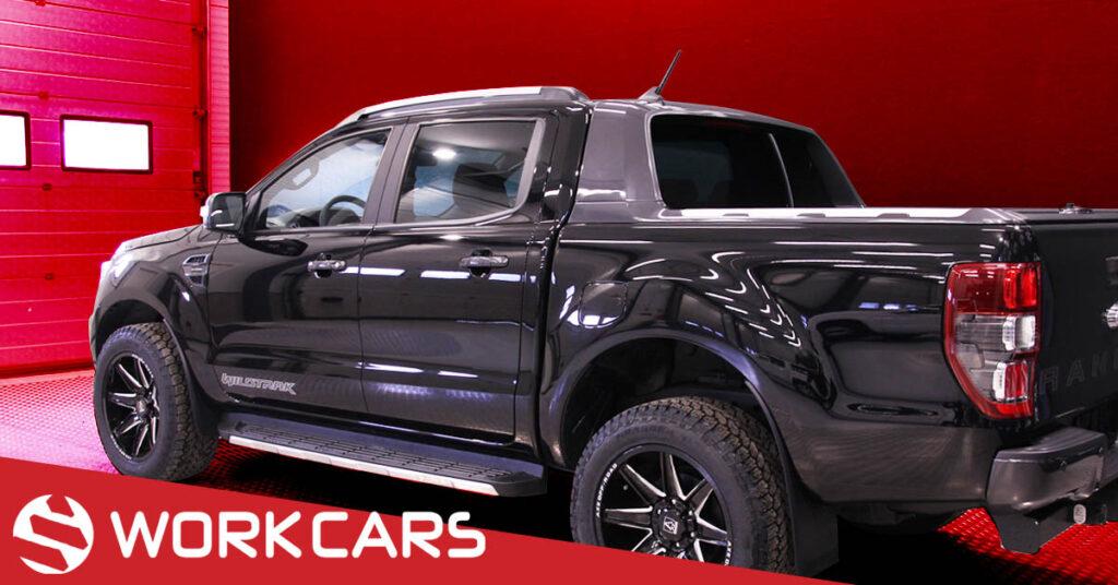 pick-up lava-auto Ranger